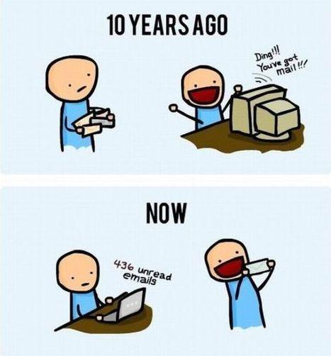Comment s'assurer que vos emails soient lus avec le nouveau Gmail ? | chiffres e-tourisme | Scoop.it
