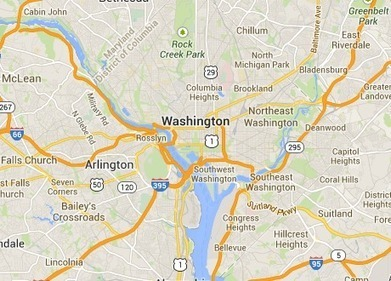 Car Hire in Washington DC, USA, from 16 € per day - rentalcars.com! | Transportation in Washington D.C. | Scoop.it