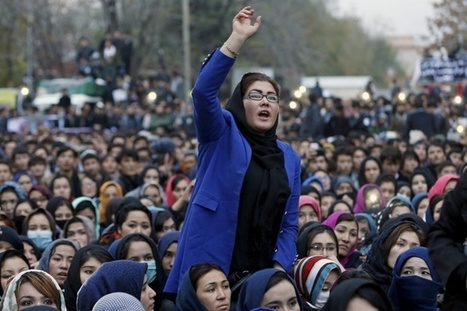 How a Protest in Afghanistan Instilled Hope for the Country's Future | AUSTERITY & OPPRESSION SUPPORTERS  VS THE PROGRESSION Of The REST OF US | Scoop.it