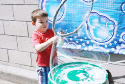New Chinaberry Blog Post: Joy of Bubbles! | Chinaberry Kids Toys and Games for the 21st Century | Scoop.it
