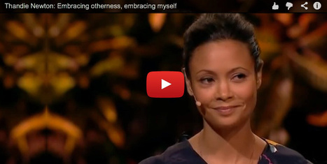 Thandie Newton: Andersartigkeit annehmen, mich selbst annehmen | Das kreative Wir | Scoop.it