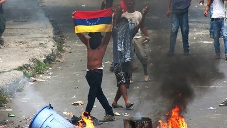 Venezuela chaos: The biggest threat to cheap oil | Business News & Finance | Scoop.it
