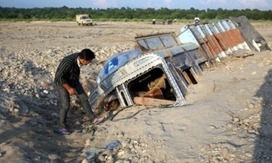 Kashmir floods: collaborating to avoid landslides | Environmental_Issues | Scoop.it