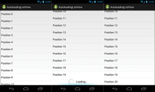 Autoloading ListViews | How to Handle Common Android UI Components | InformIT | ANDROIDOS | Scoop.it