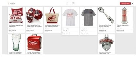 Pinterest et les marques : c'est pas gagné | Social Media - ES | Scoop.it