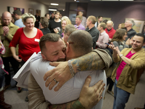 Same-Sex Couples In Utah Made Eligible For Federal Benefits | Current Events | Scoop.it