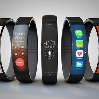 Aparece un nuevo concepto de iWatch que no se asemeja a un reloj | LOLA Curiosity | Scoop.it
