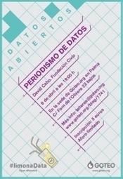 YOUCOOP - Colaboratorio Platoniq / Notícias / Charla sobre Datos Abiertos y periodismo de datos | Otros PGP | Scoop.it