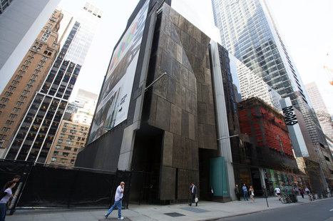 MoMA to Raze Ex-American Folk Art Museum Building | About Museums | Scoop.it