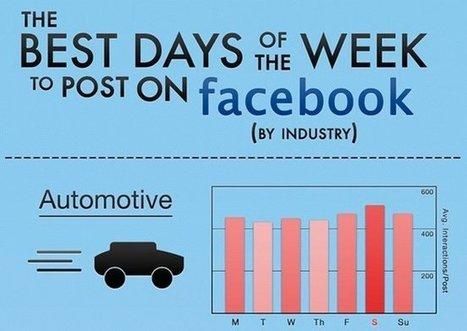 Infografías de Social Media - Imágenes, vídeos y opiniones | Infografías | Scoop.it