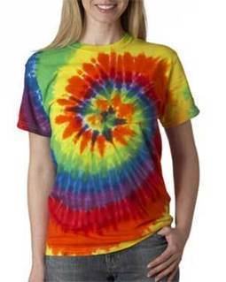 Gildan Presents Stylish Tie Dye Fashion Tees for Spring | Gotapparel's recent updates Colorful Jacket in fashion | Scoop.it