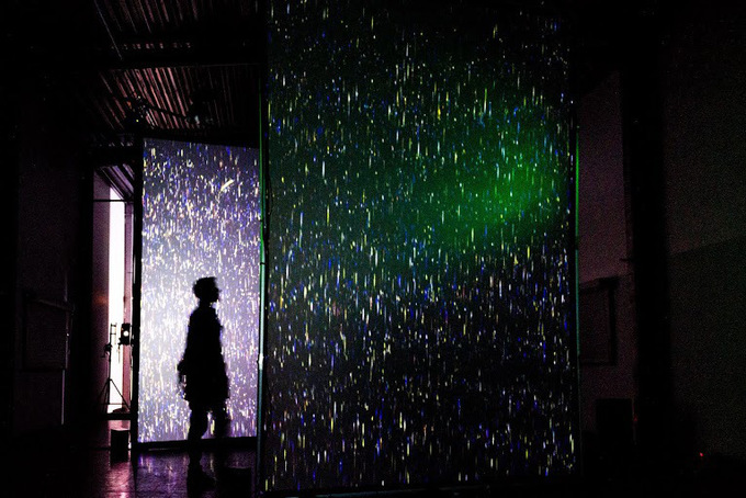 Diffusing Digital Art - an agency of artistic projects in contemporay art