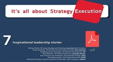 It's all about Strategy Execution | Strategy Execution | Scoop.it