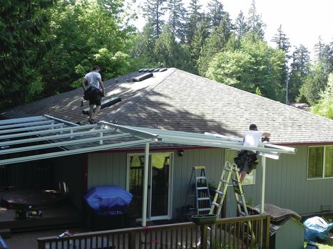 Installing A Patio Cover for Your Deck | Netcastevent | Scoop.it