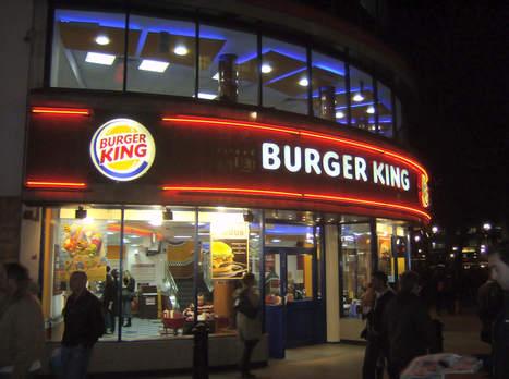 Rois du burger, pas de la communication...   HeureuxQuiCom'   Scoop.it