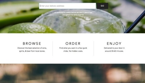 Minibar Offers On-Demand Booze Delivery In 13 Cities | Online Labor Platforms | Scoop.it