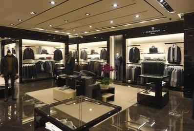 """Nuovo partner cinese per Corneliani 