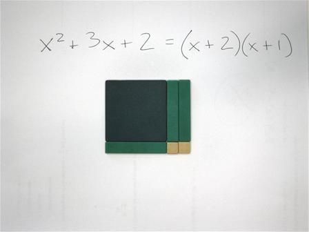 Factoring With Algebra Tiles | Solving Equations by Factoring | Scoop.it