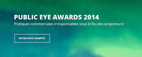 Quelles sont les pires entreprises de l'année ? Lancement des votes pour les Public Eye Awards 2014 | Greenwashing | Scoop.it