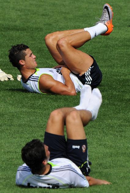 Ronaldo gửi lời tri ân đầy xúc động tới Sir Alex | Viva Technics | Celebrities & Stars & Entertainment & Travel & Sports | Scoop.it