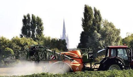 Vidéo : Trois nouvelles inquiétantes sur les pesticides | Le flux d'Infogreen.lu | Scoop.it
