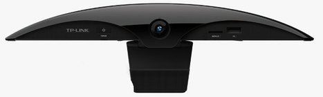"""TP-Link TPmini """"Android-on-TV"""" Box Features 2MP Webcam 