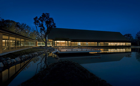 Sengukan Museum, Japan by A. Kuryu Architect & Lighting Planners Associates | sustainable architecture | Scoop.it