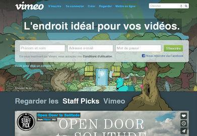 Connaissez-vous Vimeo ? Une plateforme de visionnage vidéo qui monte... | Actualité Social Media : blogs & réseaux sociaux | Scoop.it