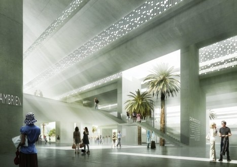 Archi5's Solar-Powered Archaeology Museum for Morocco | Archaeology News | Scoop.it