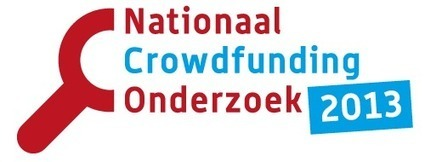 Nationaal Crowdfunding Onderzoek 2013   Crowdfunding NL   Scoop.it