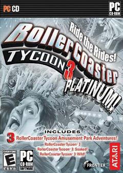 rollercoaster tycoon 3 platinum download