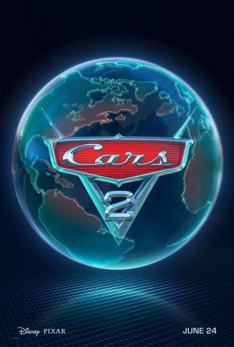 CARS 2 Locks Star Musicians From U.S., U.K., France AND Japan | We ... | Film reviews | Scoop.it
