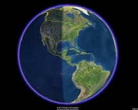Geoinformación: Herramientas del Tiempo en Google Earth | #GoogleEarth | Scoop.it