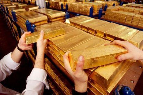 Quand Sarkozy vendait 20 % de l'or français pour une poignée de cacahuètes | 694028 | Scoop.it