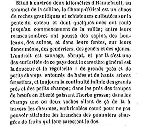 Hector Mallot en 1883 à La Neuville Champ d'Oisel | MaisonNet | Scoop.it