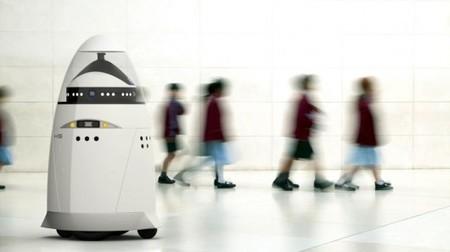 Un robot qui ressemble à R2D2 patrouille dans la Silicon Valley - Slate.fr | Des robots et des drones | Scoop.it
