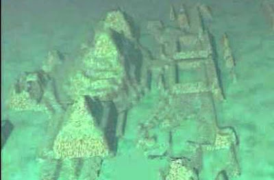 Les incroyables pyramides sous-marines cubaines | remarques | Scoop.it