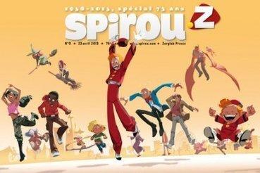Spirou se lance dans l'aventure numérique | Jérôme Rivet | BD et livres jeunesse | le monde de la BD | Scoop.it