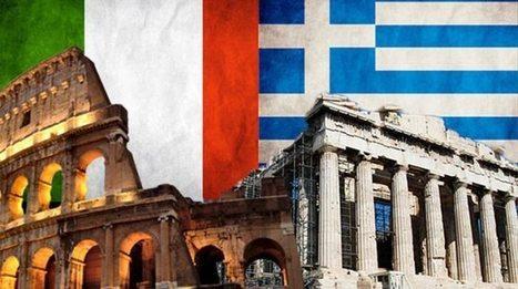 Η Ιταλία τον Οκτώβριο θα μιλάει ελληνικά! («Italia parliamo greco ad ottobre») | travelling 2 Greece | Scoop.it