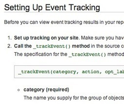 3 Event Tracking Actions You Should Be Using With Your Google Analytics | Search Engine Marketing For Real Estate | Scoop.it