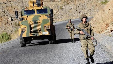 La Turquie envoie ses commandos dans le Kurdistan irakien - Moyen-Orient - RFI | Géopoli | Scoop.it