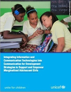 Integrating ICTs into Communication for Development programs with adolescent girls | Poverty | Scoop.it
