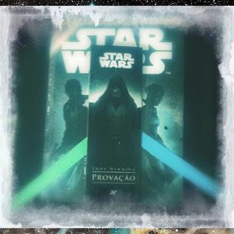 CONDENADOS POR LIVROS: CRÍTICA EXCLUSIVA: Universo Expandido Star Wars - Provação | Ficção científica literária | Scoop.it