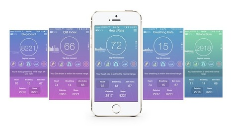 OMsignal - technology woven into life   mHealth   Scoop.it