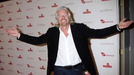 4 Ways Richard Branson Does Social Media Better Than You   Channel Instincts   Scoop.it