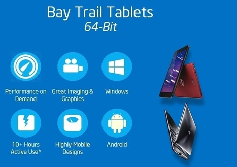 Heads up Apple, here comes 64-bit Android on Intel | Social Media Marketing | Scoop.it