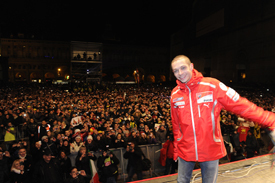 Bologna welcomes Ducati riders | Ducati & Italian Bikes | Scoop.it