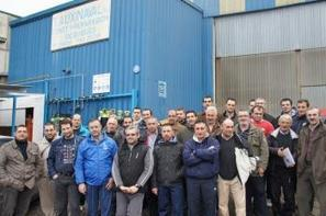 AD   Noticia   El naval confía en alcanzar 6.000 trabajadores en la Ría en verano   Formación y patrimonio marítimo   Scoop.it