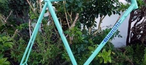 Bianchi Argentin team bike project - Vintage Velo | Vintage Velo News | Scoop.it
