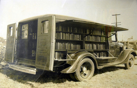 To the Bookmobile! The Library on Wheels of Yesteryear | LibraryLinks LiensBiblio | Scoop.it